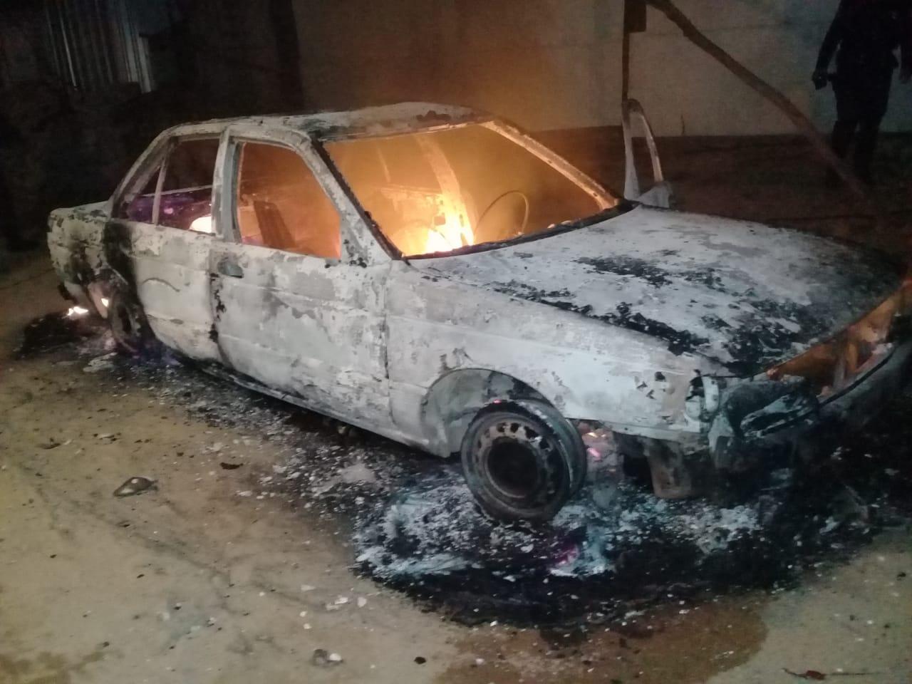 Un calcinado, un ejecutado y un vehículo quemado en Acapulco