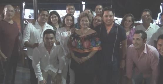 (Video) Llama Adela Román a inculcar el amor y el respeto a  las tradiciones