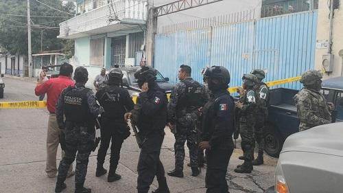 Encuentran los restos de un hombre en colonia Vista Alegre de Acapulco