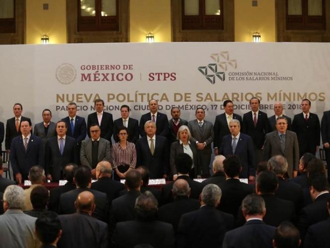 Aumento al salario mínimo no generará inflación: Coparmex