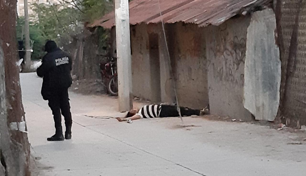 Asesinan a una mujer en Zumpango del Río