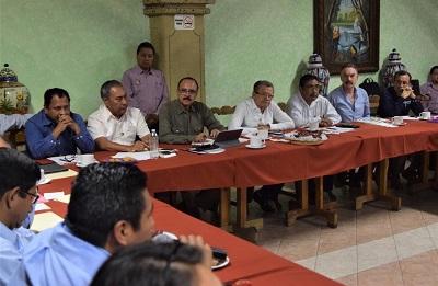 Preside Carlos de la Peña Pintos la cuarta Reunión del Comité Estatal de la Estrategia para la Reducción de la Mortalidad Infantil