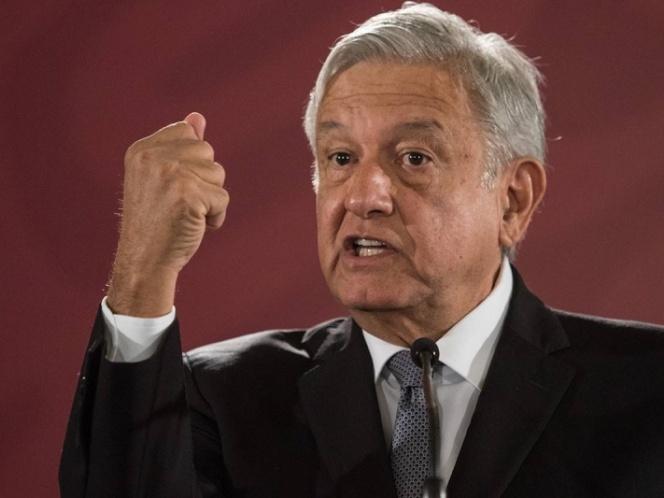 López Obrador colocará primera piedra de refinería el próximo domingo