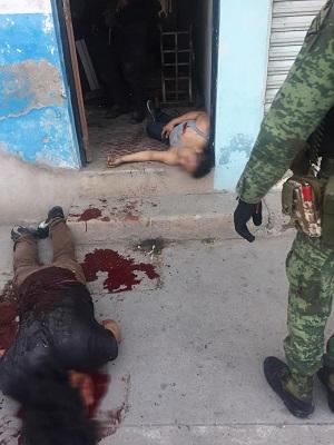 Balacera en Chilapa deja dos muertos y dos mujeres detenidas