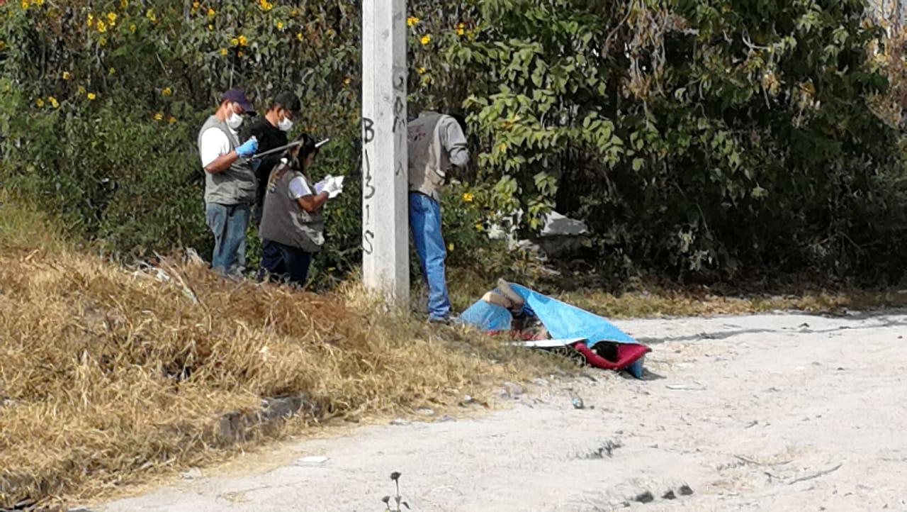 Ejecutan a urvanero y abandonan su cuerpo maniatado, en Chilpancingo