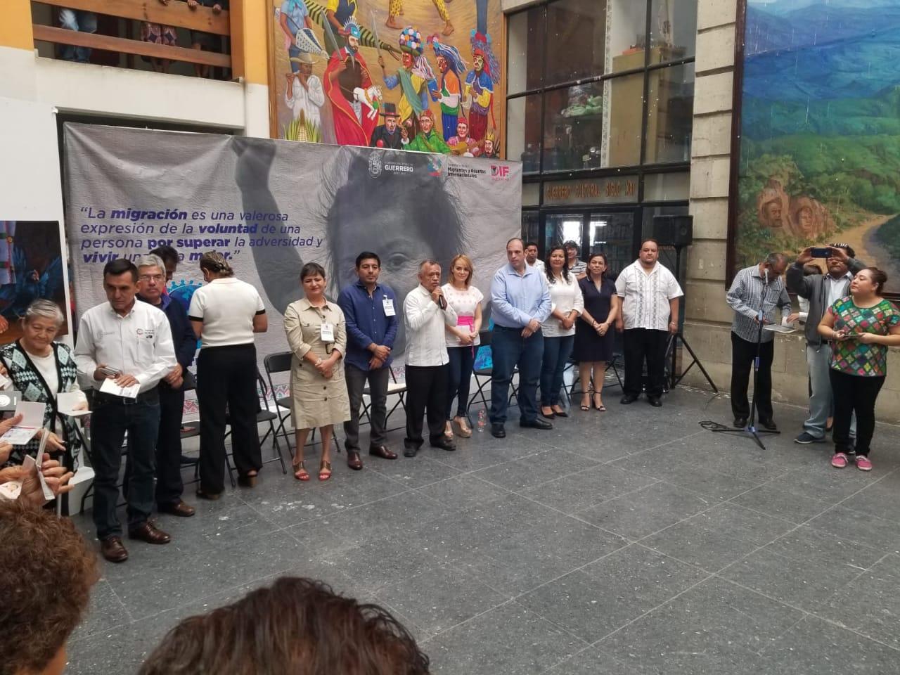 Entrega Gobierno de Guerrero más visas a través del programa Uniendo Corazones.