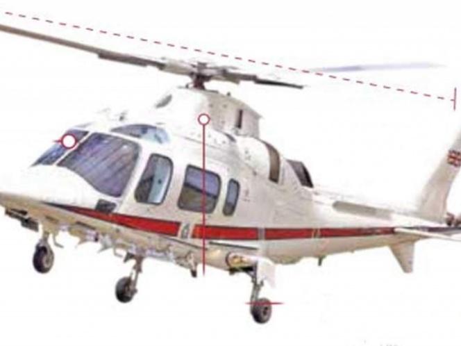 Helicopterazo quita la vida a los opositores a AMLO, gobernadora de puebla y el líder de senadores del PAN