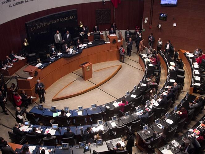 Senadores presentan ante Corte recurso contra Ley de Remuneraciones