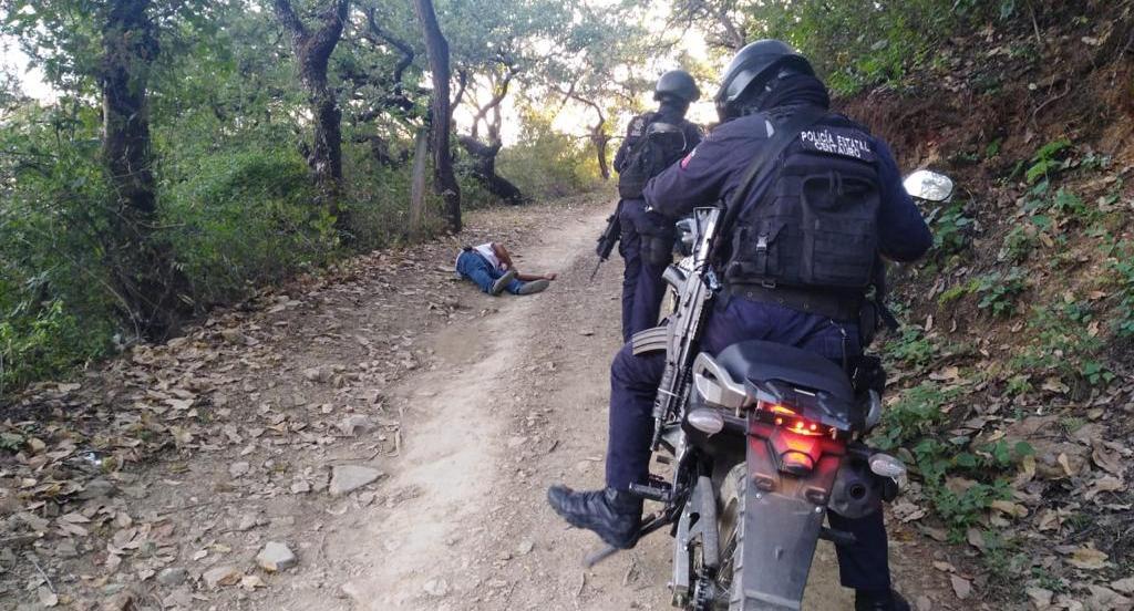 A balazos asesinan a un albañil en Taxco
