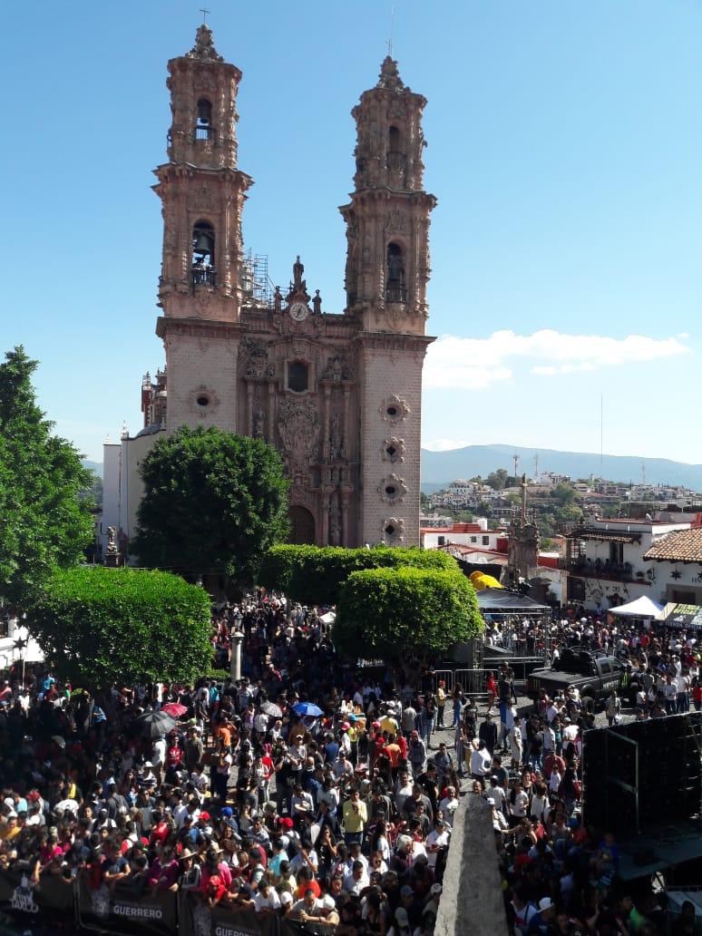 Guerrero recibe a sus visitantes esta temporada decembrina , con el Down Hill 2018