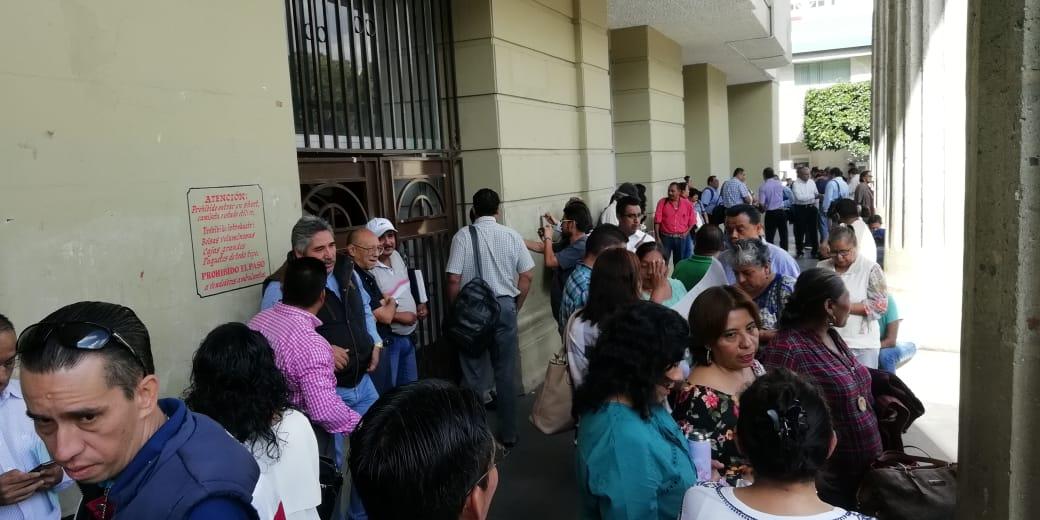 No ha pagado gobierno de Toño Gaspar, quincena de trabajadores sindicalizados