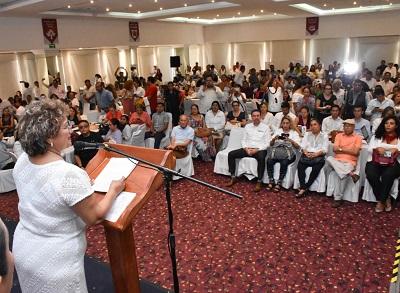 """Participa la Alcaldesa en el Foro Ciudadano """"Trasformando Acapulco"""", para la integración del Plan Municipal de Desarrollo 2018-2021"""