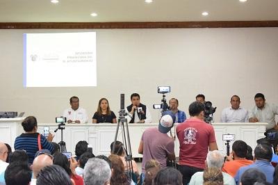 Toño Gaspar desvió recursos de Fortamun para pagar nómina del Ayuntamiento