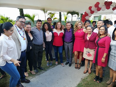 Espaldarazo de diputados federales, locales y alcaldes de Morena, a Ríos Saucedo para coordinación legislativa