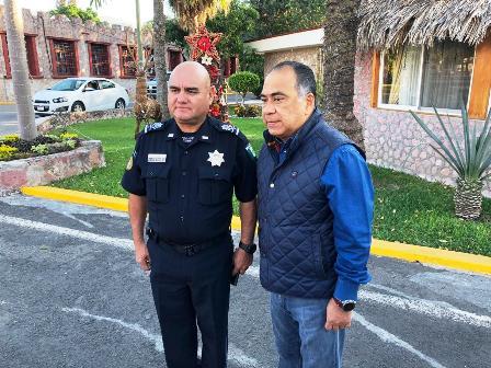 Supervisa gobernador Astudillo seguridad a turistas