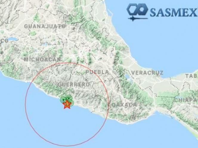 Se registra sismo de 4.1 en Acapulco; activan protocolos