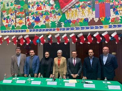 Asume Guerrero vicepresidencia sur en la Asociación Nacional de Instituciones de Cultura