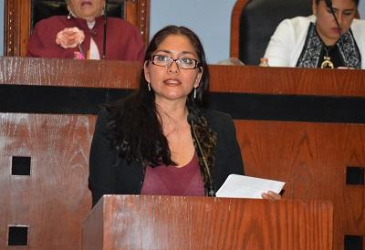 Exhorta congreso a los ayuntamientos para que instalen sistemas contra la violencia hacia las mujeres