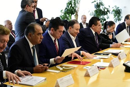 Guerrero tiene dispocisión para colaborar con el gobierno federal en favor de la paz: Astudillo