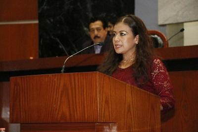 Sesiones de cabildo abierto propone la diputada Norma Otilia Hérnandez Martínez