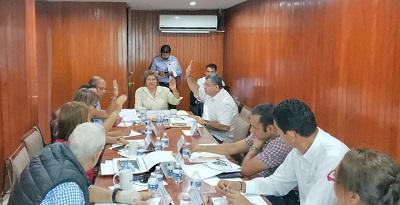 Encabeza Adela Román sesión del Consejo de la CAPAMA