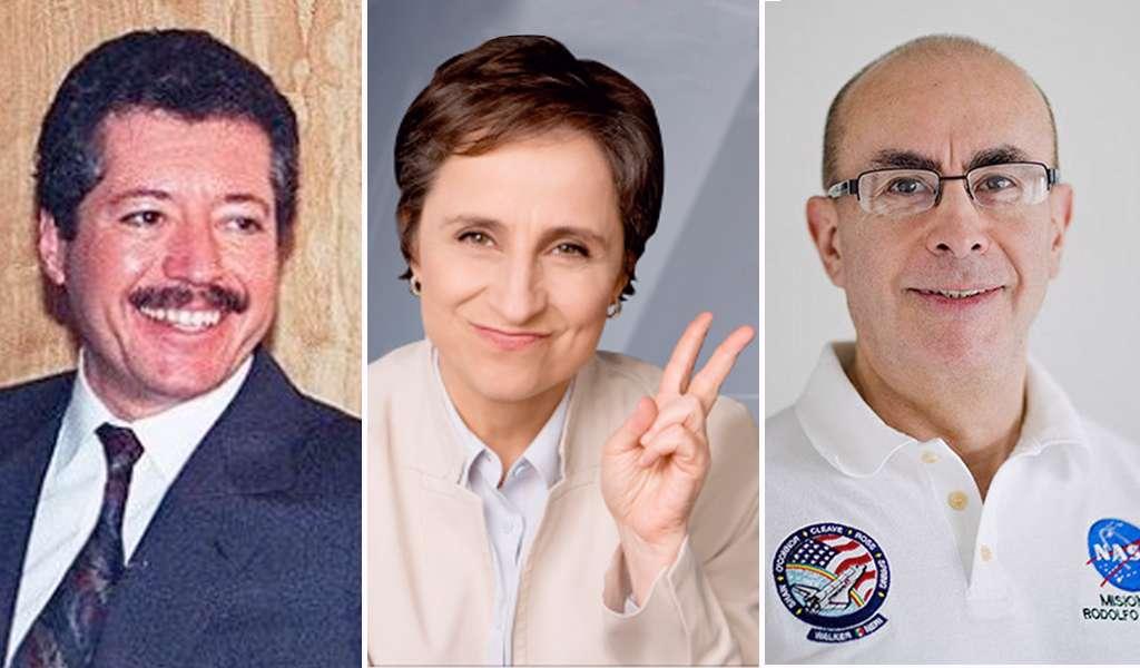 Colosio, Aristegui y Neri Vela, entre los nominados a la Belisario Domínguez