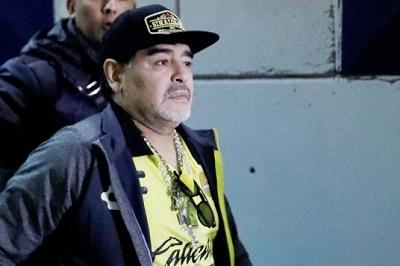 Maradona, investigado por altercado en San Luis