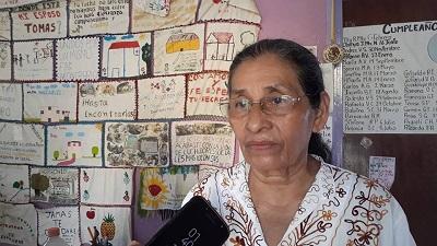 Rechaza Tita Radilla la continuidad del Ejército en las calles y el Plan de Seguridad de AMLO