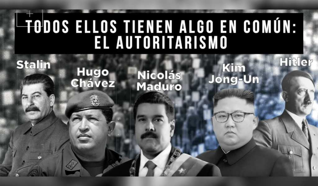 VIDEO: el PAN compara a AMLO con Hitler, Chávez y Stalin