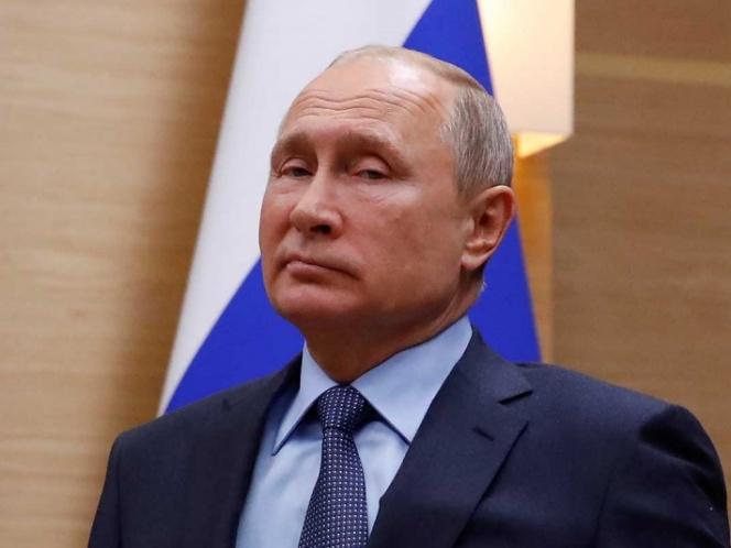 Advierte Putin a EU que Rusia está lista para escalada armamentista