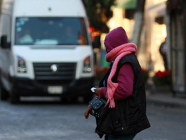 Tercera tormenta invernal provocaría heladas en el país