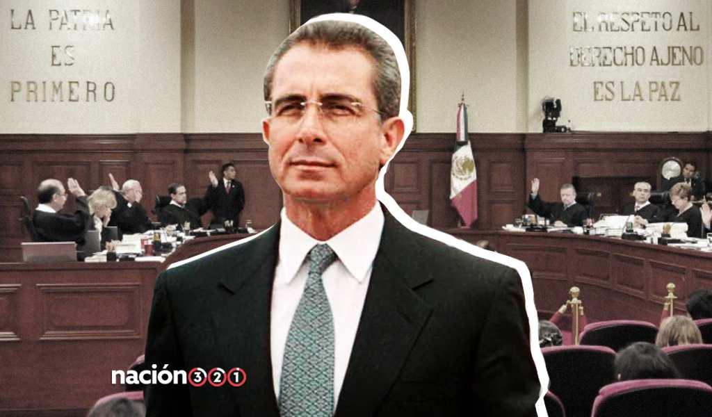 El día que Ernesto Zedillo sacó a todos los ministros de la Suprema Corte