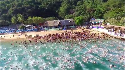 Por festivales culturales y eventos deportivos, llegan miles de turistas a Guerrero; el Acapulco Dorado al 96.4 por ciento de ocupación