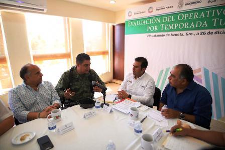 Se espera a más de un millón de turistas en Guerrero
