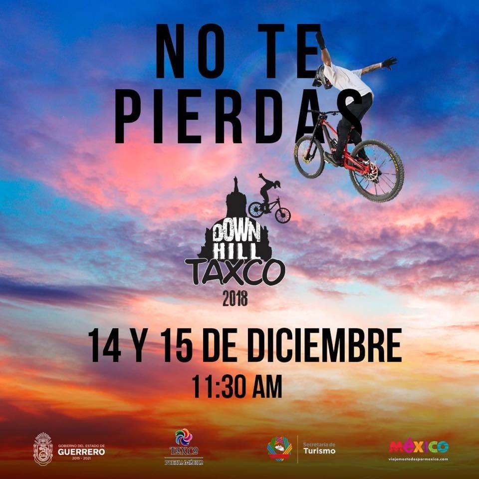 Con Down Hill ,  comienzan las vacaciones decembrinas en Guerrero*