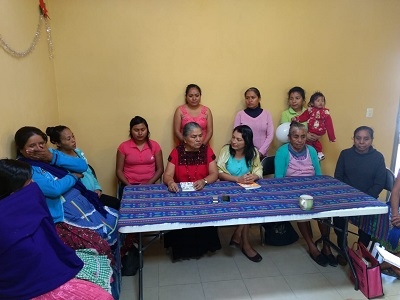 Organización feminista exige al Gobierno frenar las muertes de mujeres en Chilapa