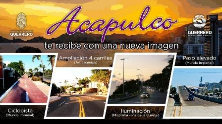 La nueva imagen de Acapulco