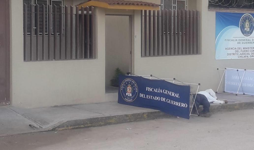 Ejecutan a abogado al salir del Ministerio Público en Chilapa de Álvarez