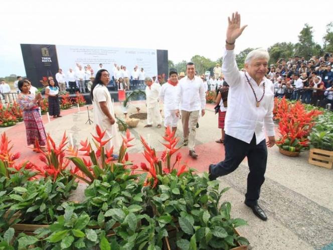 Aceleran marcha del Tren Maya; licitaciones, en dos meses