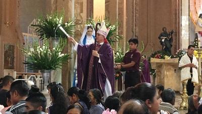 Revisar los casos de presos políticos; pide el Obispo al Gobierno