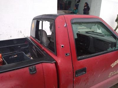 Dos muertos y dos heridos cerca del retén militar en Chilapa