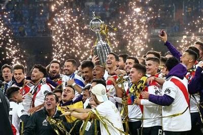 River vence a Boca y es campeón de la Libertadores