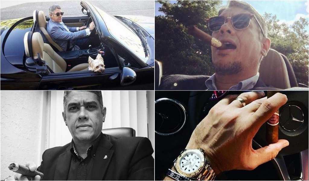 FOTOS: #LordMinistro, el magistrado que presume una lujosa y excéntrica vida