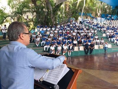 Inaugura Carlos de la Peña, la XXIV Semana Nacional de Información Sobre Alcoholismo