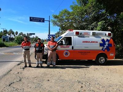 Con incidentes menores concluye Operativo Vacacional de Invierno: Protección Civil Estatal