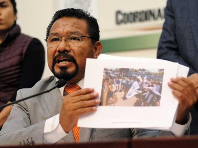 Charrez pagó 180 mil pesos y un auto para que le otorgaran el perdón