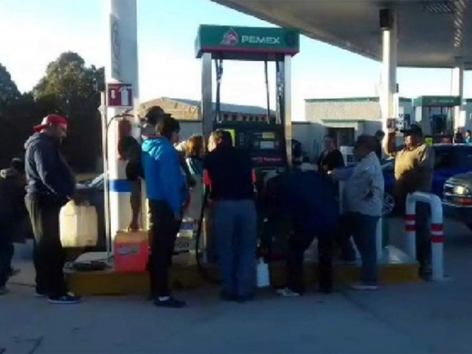 Ahora un municipio en Coahuila sufre desabasto de gasolina