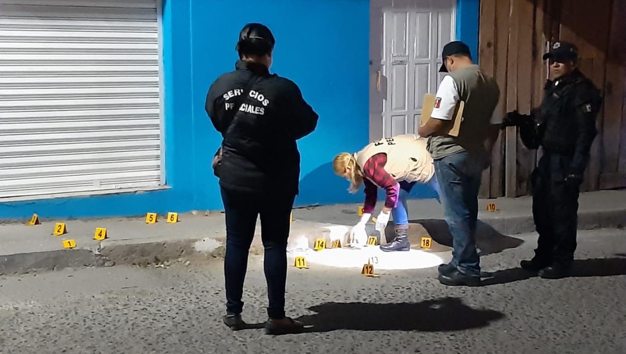 Por tercera ocasión, disparan contra una casa en colonia Los Ángeles de Chilpancingo