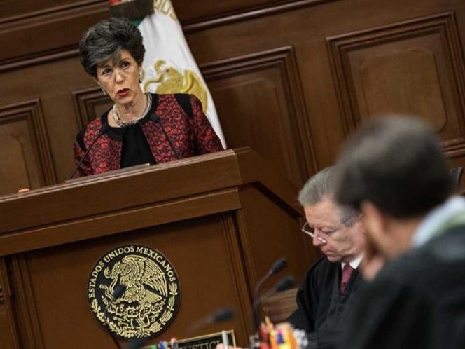 Otálora renuncia a presidencia del Tribunal Electoral