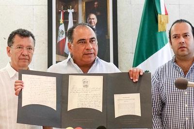 Responde Héctor Astudillo a Gabriel Quadri: Guerrero, Estado emblemático de México